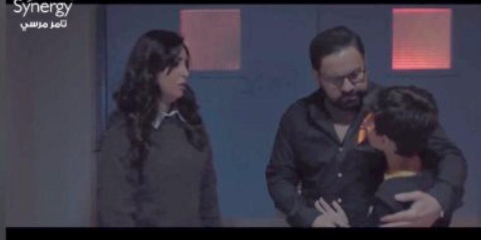 """الحلقة 6 من مسلسل """"كوفيد 25"""".. يوسف الشريف يعرض حياته للخطر لإنقاذ حياة ابنته"""