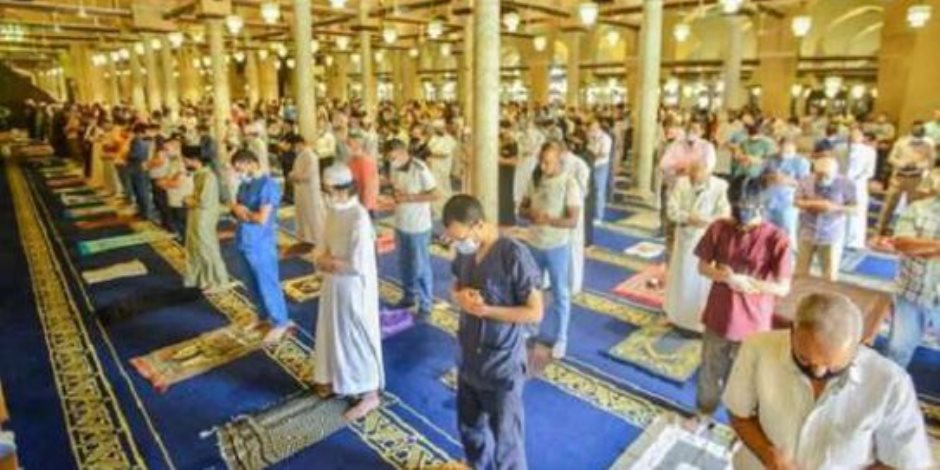 ضوابط صلاة عيد الفطر.. 10 دقائق وفي المساجد الكبرى