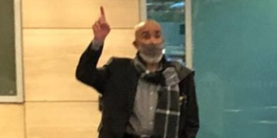 استمرار التحفظ على أشرف السعد وإجراءات معارضة فى حكم تبديد ضده بالإسكندرية