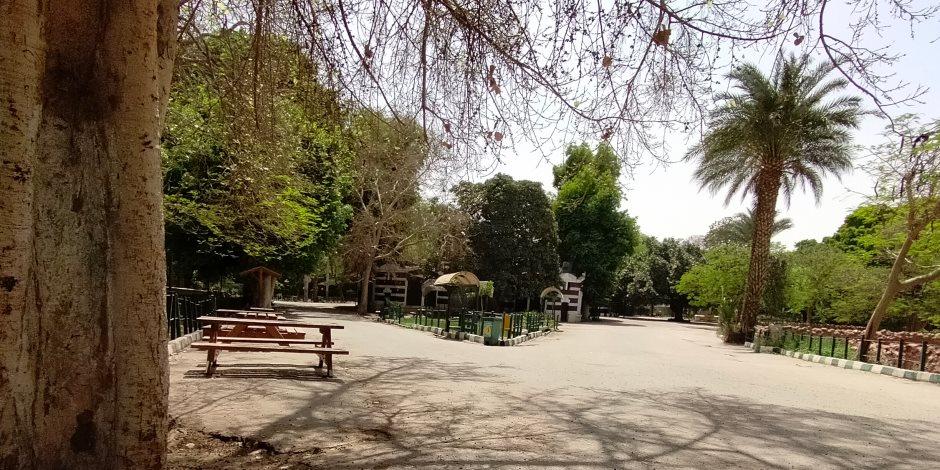 لمدة أسبوعين.. حديقة حيوان الجيزة تغلق أبوابها أمام الزوار