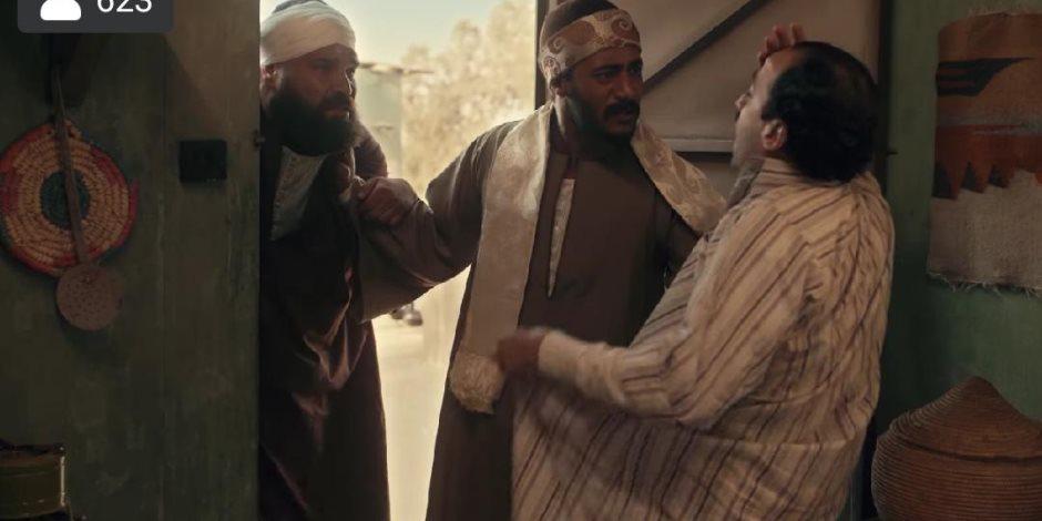 """مسلسل موسى الحلقة 24: رمضان يبدأ تجارته في """"الراديو"""" وشقيقة """"إيهاب باشا"""" تخطط لقتله"""