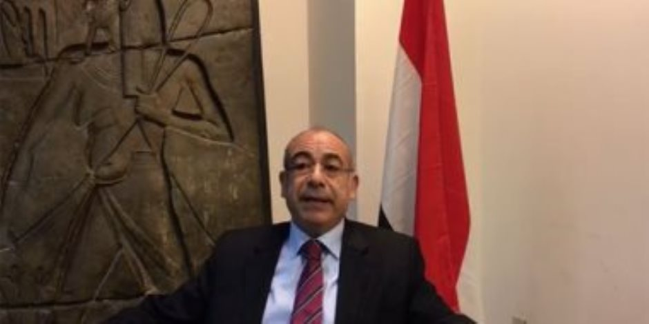 مندوبا مصر وليبيا بالأمم المتحدة يبحثان تعزيز الاستقرار فى ليبيا والمنطقة