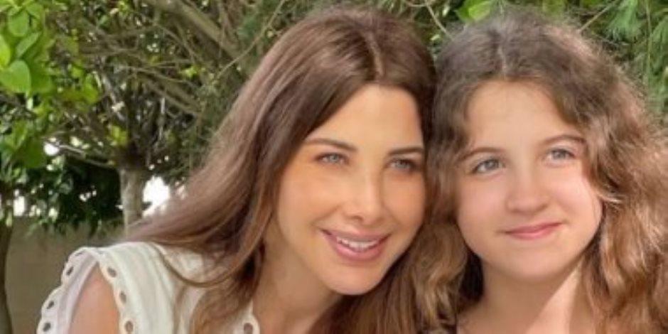 """نانسي عجرم لابنتها ميلا في عيد ميلادها: """"أنتِ العيد ومعك بلّش عمري من جديد"""" """"صور"""""""