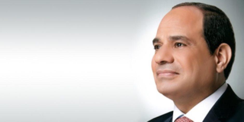 الرئيس السيسى يهنئ نظيره التونسى بمناسبة تشكيل الحكومة الجديدة