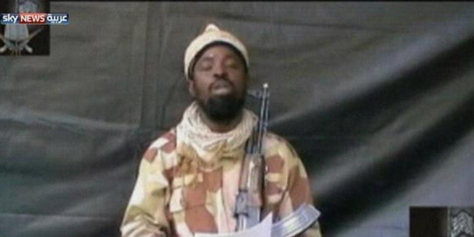 """برصاصة في الصدر.. تفاصيل محاولة انتحار زعيم """"بوكو حرام"""""""