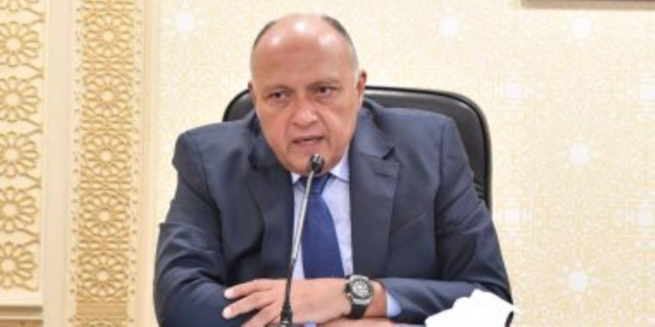 مصر: الكونغو قدمت مستندا بشأن سد النهضة لطرحه على الأطراف الثلاثة