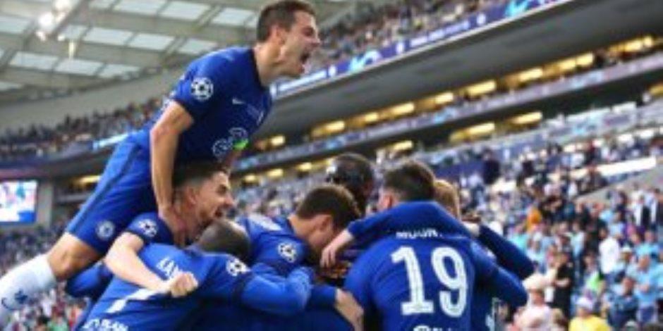 تشيلسي بطل دوري أبطال أوروبا للمرة الثانية بهدف ضد مان سيتى