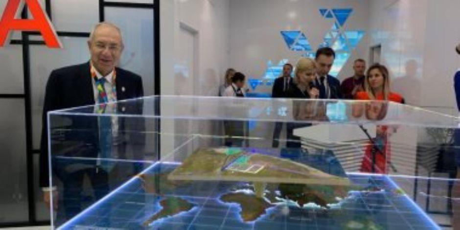 المنطقة الصناعية الروسية.. إنجاز جديد لتشيط الاقتصاد وتوفير 35 ألف فرصة عمل