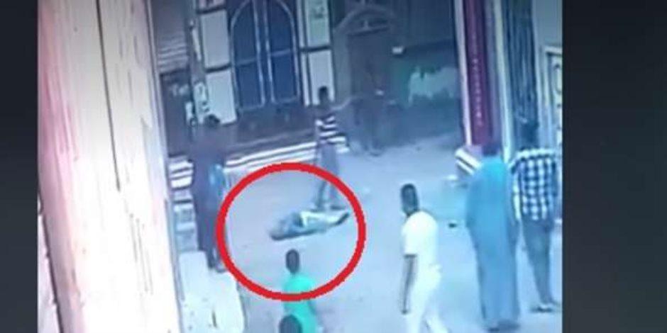 تفاصيل مقتل إمام مسجد على يد شقيق زوجته وسط الشارع بالدقهلية