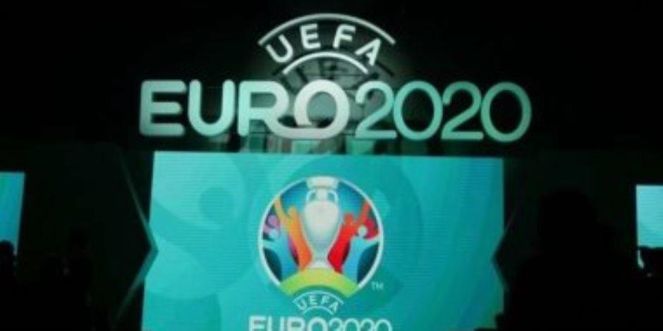 يورو 2020.. منافسات نارية في مباريات الجولة الأولى: اعرف المواعيد والقنوات الناقلة