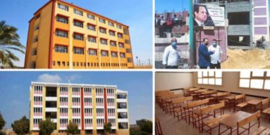 7 سنوات من الإنجاز.. ماذا فعلت وزارت التنمية المحلية خلال عهد الرئيس السيسي؟