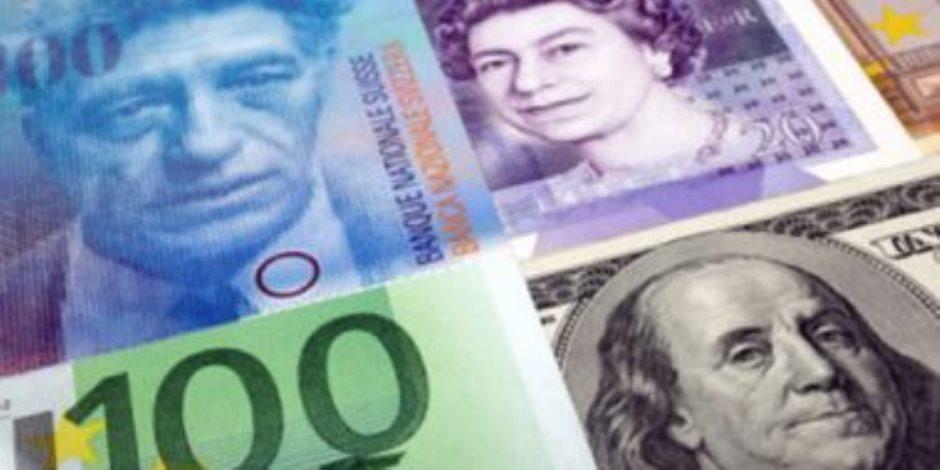 أسعار العملات اليوم الجمعة 11-6-2021.. الدولار بـ15.58 جنيه