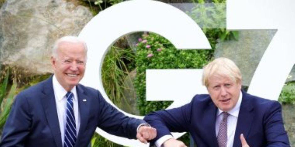 """""""قمة اللقاح"""".. قادة مجموعة السبع يلتقون في «كورنوال» البريطانية وتقديم مليار جرعة من لدول العالم"""