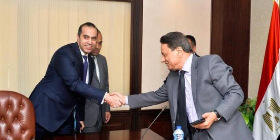 المستشار محمود فوزي أمينًا عامًا للأعلى للإعلام