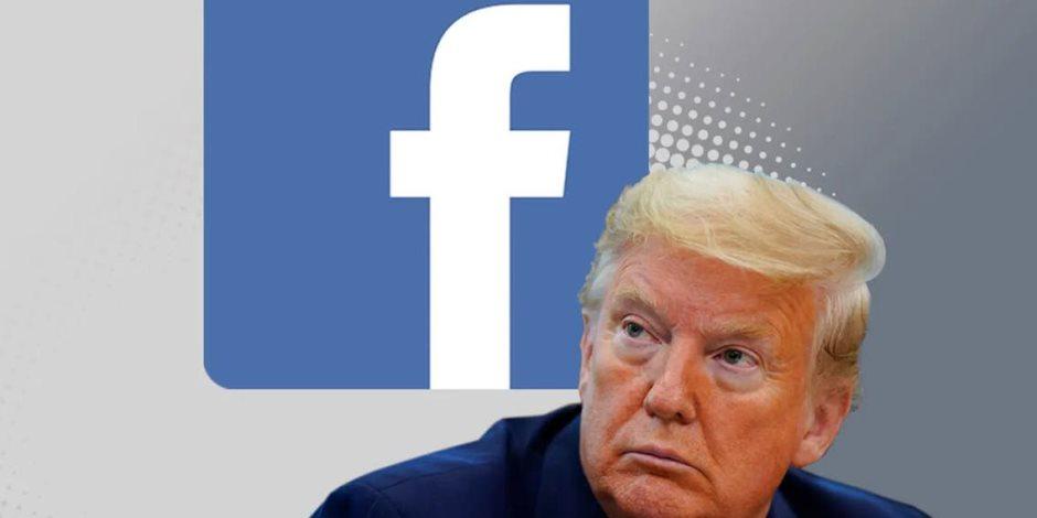 «ترامب» يقاضي مؤسسي «فيسبوك» و«ويتر»: إهانة ووصمة عار