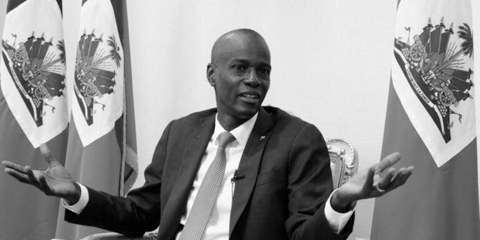 بعد اعتقالهم.. الصور الأولى للمشتبه بهم في حادث اغتيال رئيس هايتي