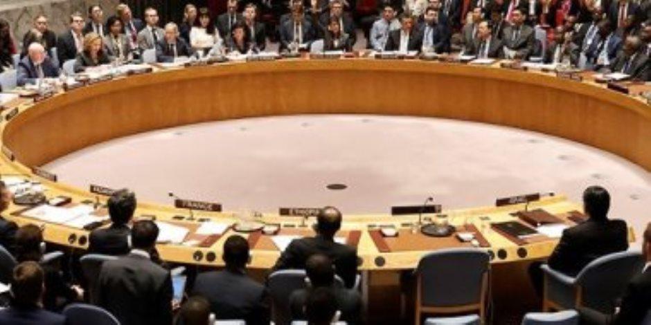 بيان لمجلس الأمن يطالب بضرورة إجراء انتخابات حرة ونزيهة فى لبنان بـ2022