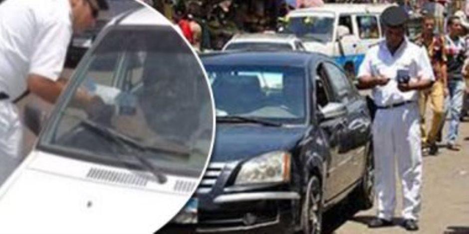 اعرف ضوابط تفتيش السيارات الخاصة عند السفر والانتقالات قبل عيد الأضحى