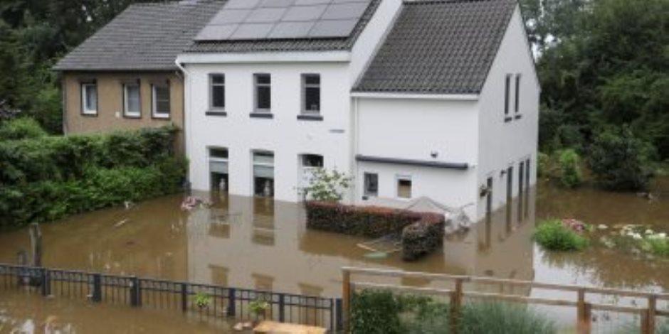خسائر بالجملة في أوروبا.. الفيضانات تكبد القارة العجوز 77 مليار يورو خلال 20 عاما