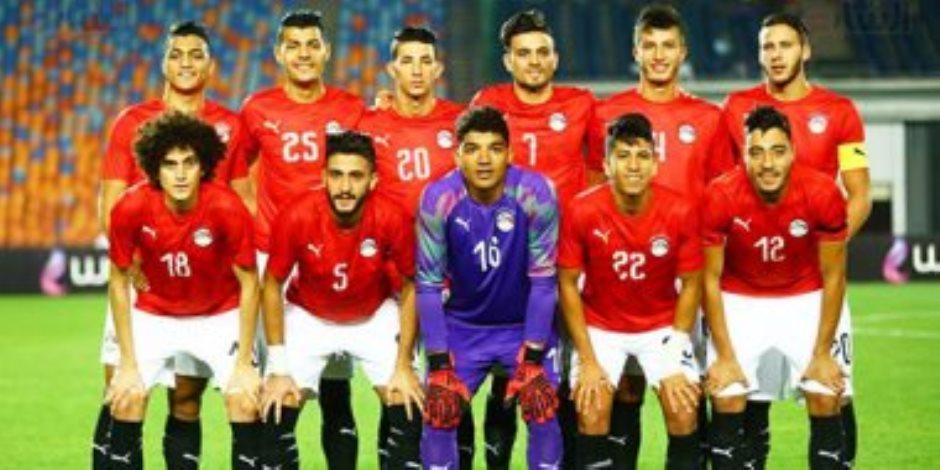 اتحاد الكرة فى بيان رسمى للاعبى المنتخب الأولمبى: نثق فى قدراتكم