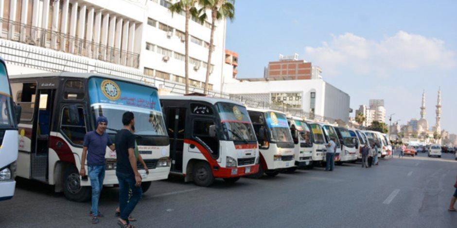 الحكومة تنفي زيادة تعريفة الركوب لسيارات النقل الجماعي والسرفيس بالمحافظات