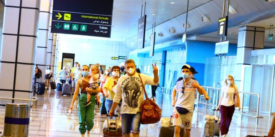 «القاهرة الفريدة».. عودة السياحة تعكس الثقة في الأسواق المصرية رغم أزمة كورونا