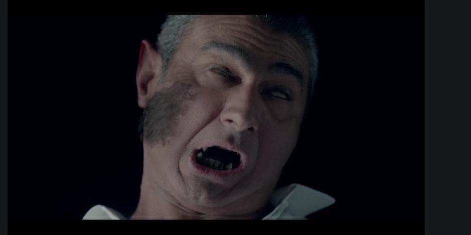 """ياسر جلال يتخلى عن لحيته ويظهر بشكل جديد فى أحدث مسلسلاته """"الديب"""""""