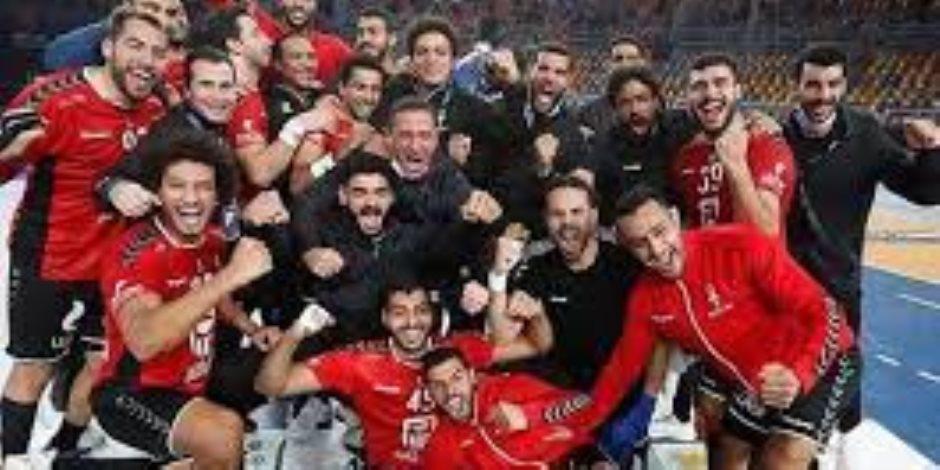 موعد مباراة منتخب مصر لكرة اليد وتردد القنوات الناقلة