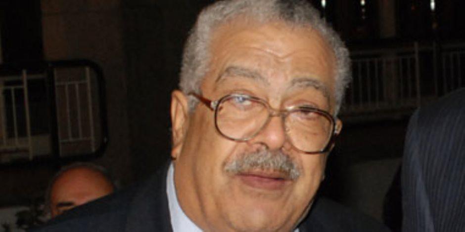 وفاة المهندس حسب الله الكفراوي وزير الإسكان الأسبق