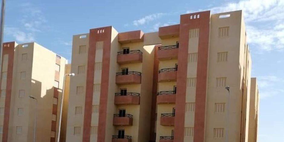 تفاصيل طرح 980 وحدة اسكان للمواطنين  ضمن مبادرة الرئيس سكن لكل المصريين بشمال سيناء ( صور)