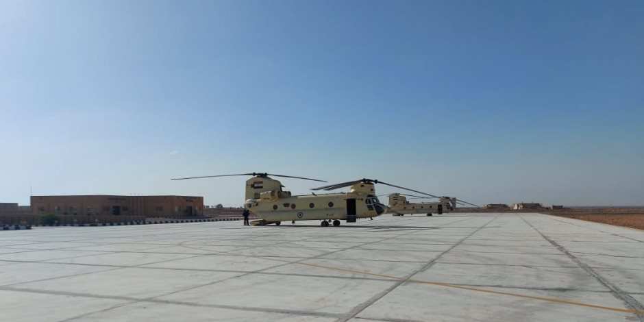 مصر ترسل طائرتي «هليكوبتر» للمساهمة في السيطرة على الحرائق باليونان