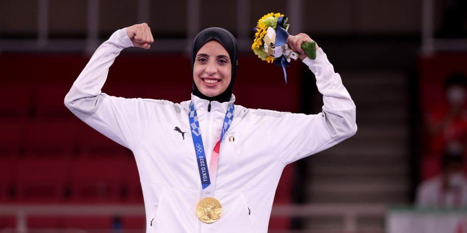 في اليوم العالمي للفتاة| سيدات الرياضة في مصر تربعن على منصات التتويج وكتبن التاريخ