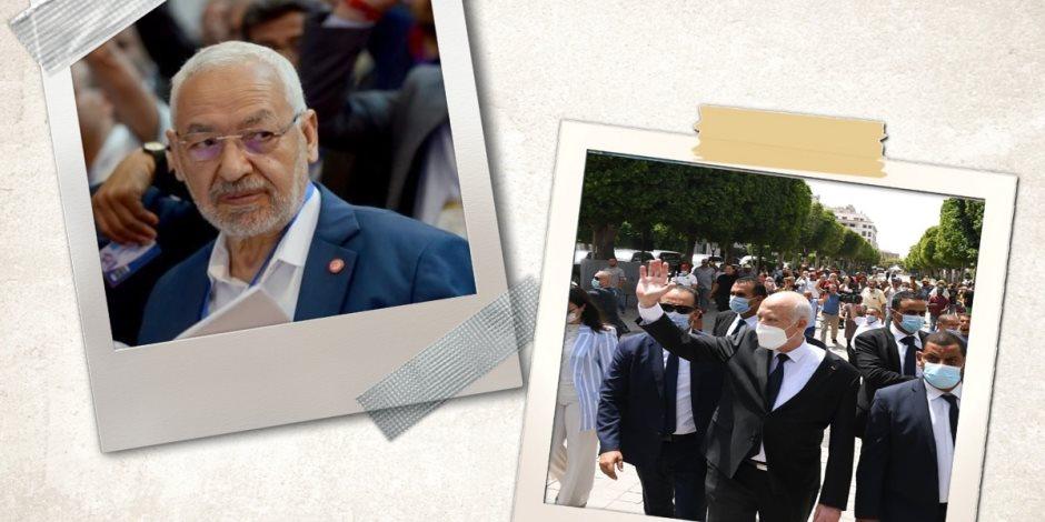 تونس تقطع الطريق أمام الإخوان.. حرية التعبير متاحة للجميع