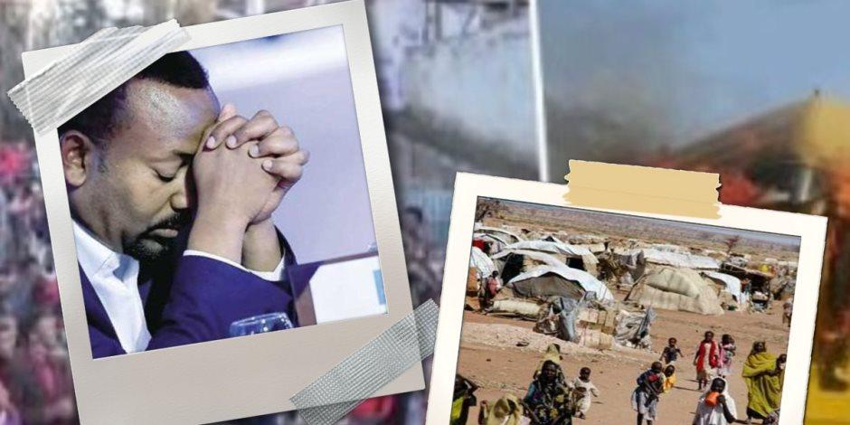 إثيوبيا.. «لقد نفد رصيد آبي أحمد» (ملف)