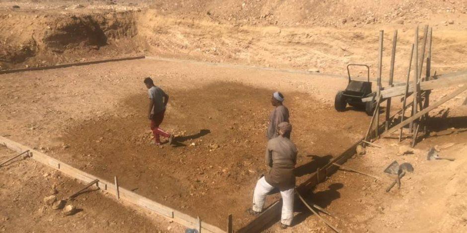 استعدادات مدينتي نخل والحسنة بوسط سيناء لموسم الشتاء والسيول.. تعرف عليها (صور)
