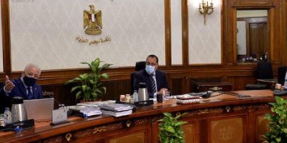 رئيس الوزراء يبحث مع عدد من المطورين العقاريين آليات تنظيم السوق العقارية