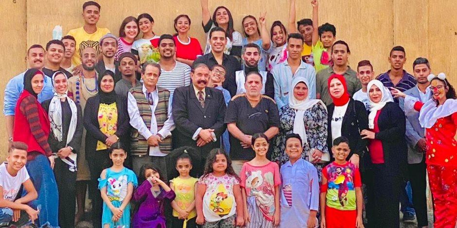 انطلاق مسرحية «شحاتين على ما تفرج» 22 سبتمبر على مسرح الهوسابير بالقاهرة