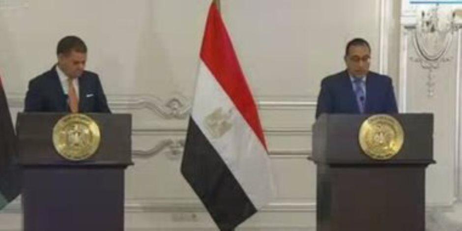 اللجنة العليا المصرية الليبية المشتركة توقع 14 مذكرة تفاهم و6 عقود تنفيذية