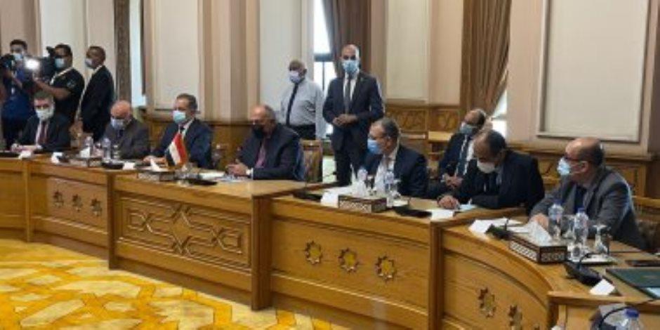 وزير خارجية الكونغو يؤكد ضرورة التوصل لاتفاق ملزم لسد النهضة وفق جدول زمنى