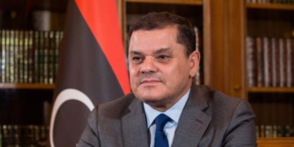 حكومة ليبيا: زيارتنا للقاهرة فرصة للاستفادة من النهضة التاريخية فى مصر