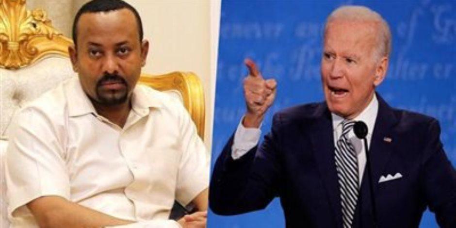 منها قتل المعارضين في تيجراي.. 10 أسباب وراء فرض أمريكا عقوبات على نظام أبي أحمد في أثيوبيا