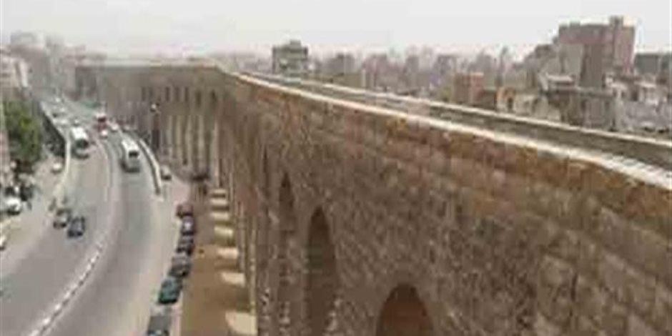 20 خطوة حولت سور مجري العيون من منطقة عشوائية إلي مزار سياحي .. تعرف عليها