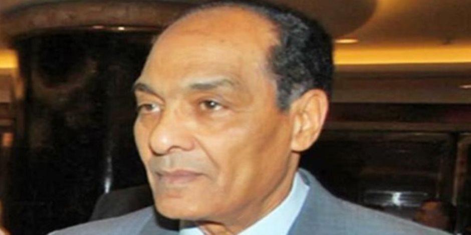 رئيس مجلس الوزراء يشارك فى عزاء المشير محمد حسين طنطاوى بالتجمع الخامس