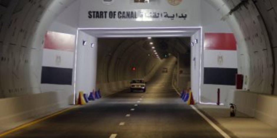 أنفاق سيناء الجديدة.. آفاق لتعزيز الوجود الأمني والاقتصادي
