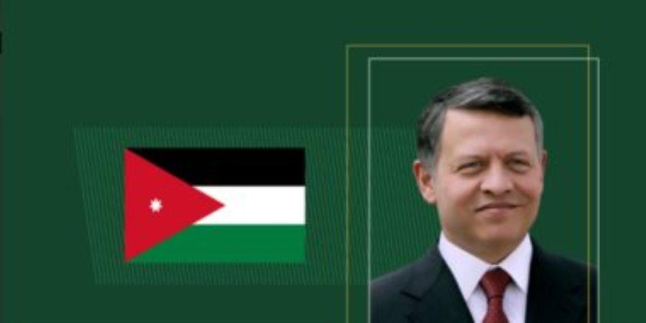 الملك عبد الله يخضع للحجر المنزلى بعد إصابة ولى العهد الأردنى بفيروس كورونا