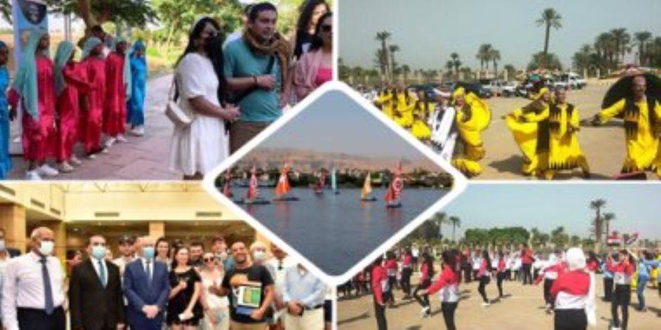 في يوم السياحة العالمي.. فتح المزارات والمتنزهات مجانا في جميع المحافظات وتنظيم عدد كبير من الفعاليات والحفلات