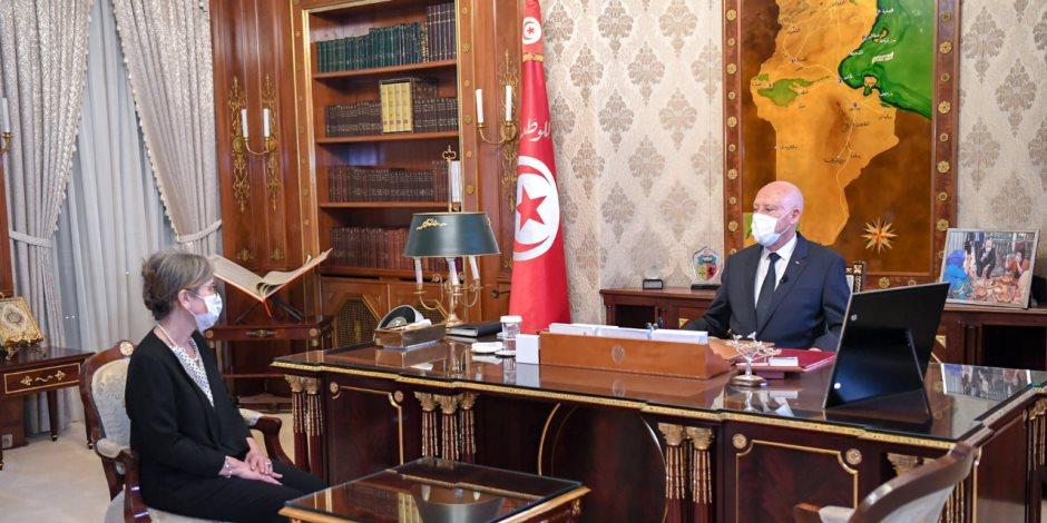مصر ترحب بتكليف نجلاء بودن بتشكيل حكومة تونس وتجدد دعمها للرئيس قيس سعيد