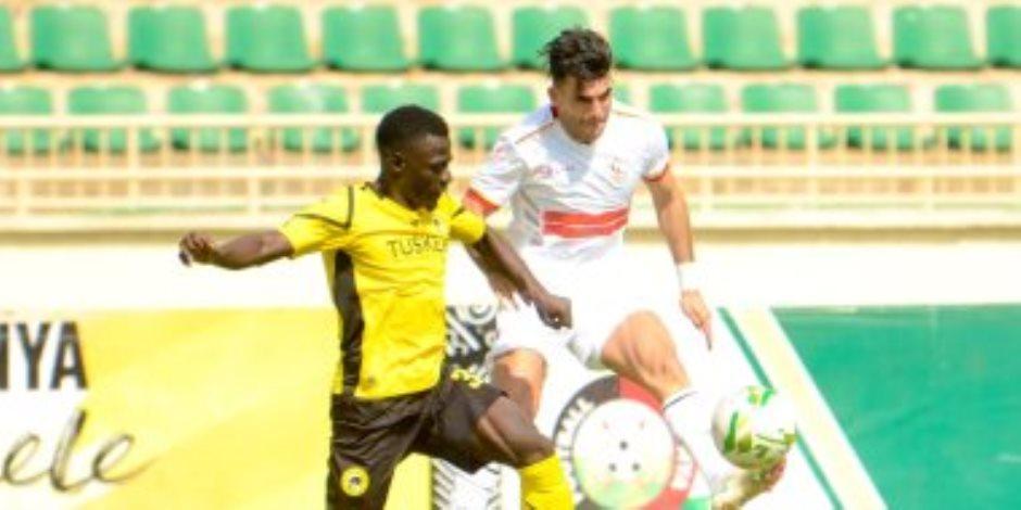 الزمالك يقترب من التأهل لدور المجموعات الأفريقي
