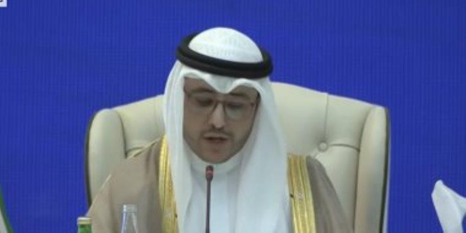 وزير خارجية الكويت يدعو لإخراج المرتزقة والقوات الأجنبية من ليبيا