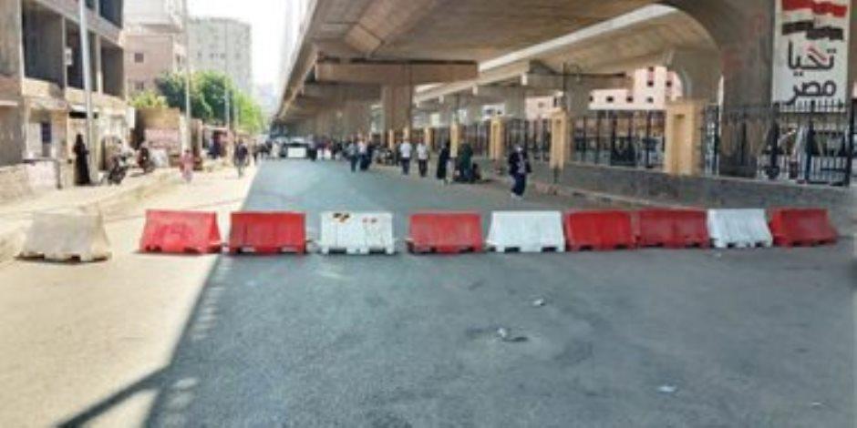 غلق شارع الهرم.. اعرف الطرق البديلة حتى الانتهاء من أعمال المترو